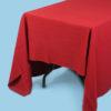 Burgundy Table Cloths