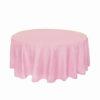 Pink Round Cloths